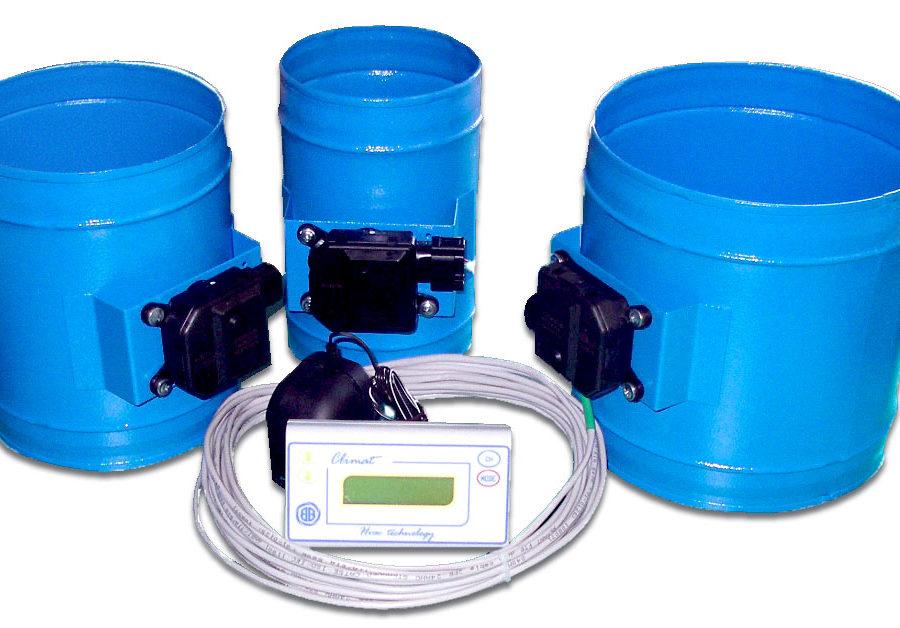 Клапан зонального регулирования без пульта  ø160 мм  доставки и установка