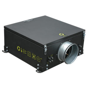 Приточная установка Колибри-1000 EC GTC