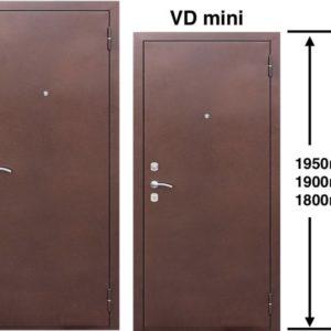 VD металл/металл 60 мм  доставки и установка