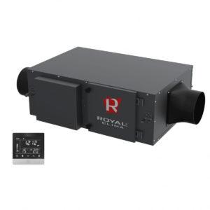 Компактная приточная установка VENTO RCV-500 (3,4 кВт)