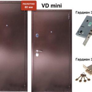 VD металл/металл 80 мм  доставки и установка